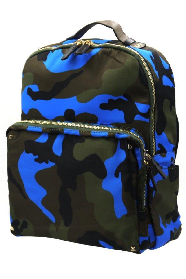 McArthur Navy Backpack (Multicolor) - thumbnail