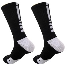 De Men Basketballs Football Sports Socks Comfortable Knee Protection Cycling Socks By De-Diamond.