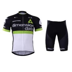 Men Cycling Jersey and Non Bib Shorts Set Quick Dry Gel Padded Clothing-FNM (