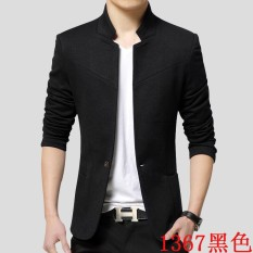 Men Leisure Suit Coat Youth Slim Fit Small Suit Korean Style Suit Mens Top One-Piece Spring Coat Fashion By Taobao Collection.