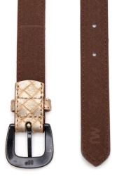 MJ L-PUB-14088 Belt (Gold)