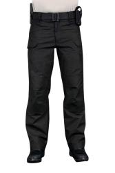 Moonar Military Multi-pockets Tactical Cargo Pants (Black)