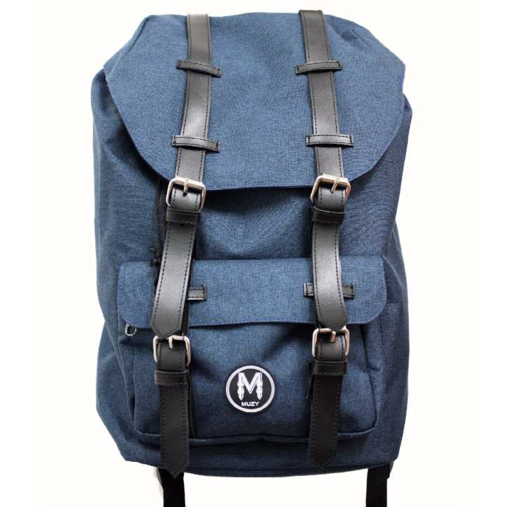 MUZY BAG (DENIM BLUE)