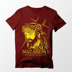 Black Nazarene T Shirt Design | T Shirt Clothing For Men For Sale Mens Shirt Clothing Online