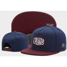 b08d9f69358 New Hip Hop Mens CAYLER Sons Cap adjustable Baseball Snapback Bluehat 29  -  intl