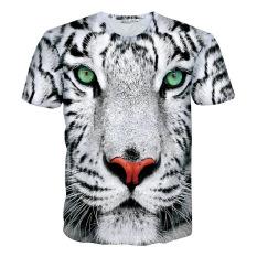 25729b03 New Mens T Shirts Fashion 3D T Shirt Men Short Sleeve animal Printed Men  Casual tshirt