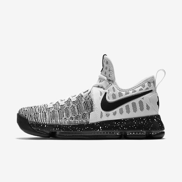 newest d0c5e 7234e ... uk nike men nike zoom kd 9 ep basketball shoe white 844382 100 us7 11 01