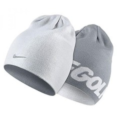 7530f0d1fc5 Nike Reversible Knit Beanie - WHITE WOLF GREY WOLF GREY - intl Philippines