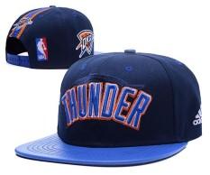 [OFFICIAL]Oklahoma City Thunder Fashion Original NBA Hats Unisex Snapback  Basketball Caps Menu0027s Snapback
