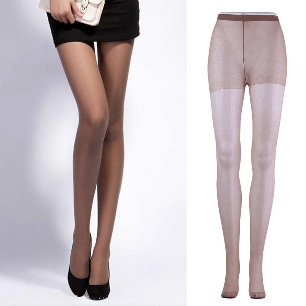 OH New Fashion Women transparent Tights Pantyhose Color Stockings - Intl