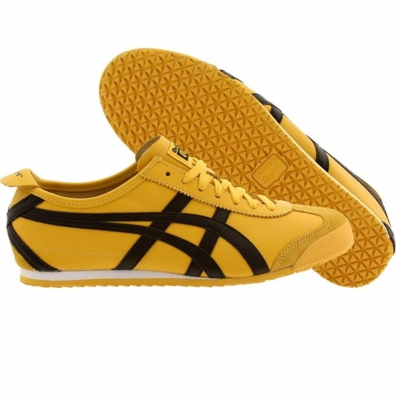 finest selection 64052 4c115 Onitsuka_Tiger Mexico66 Yellow/Black DL408-0490 Authentic