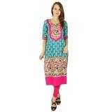 Phagun Ethnic Kurti Indian Cotton Designer Bollywood Women Tunic Dress Kurta