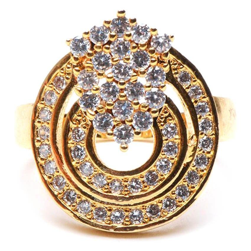 Piedras Abrera Ring (Gold)