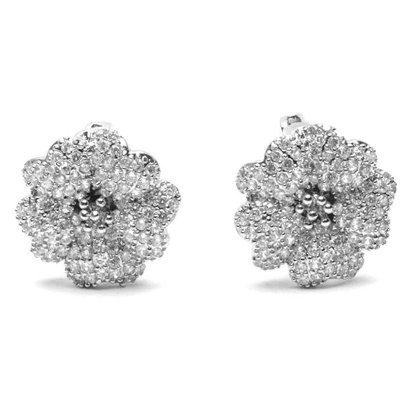 Piedras Argencola Earrings (Silver)