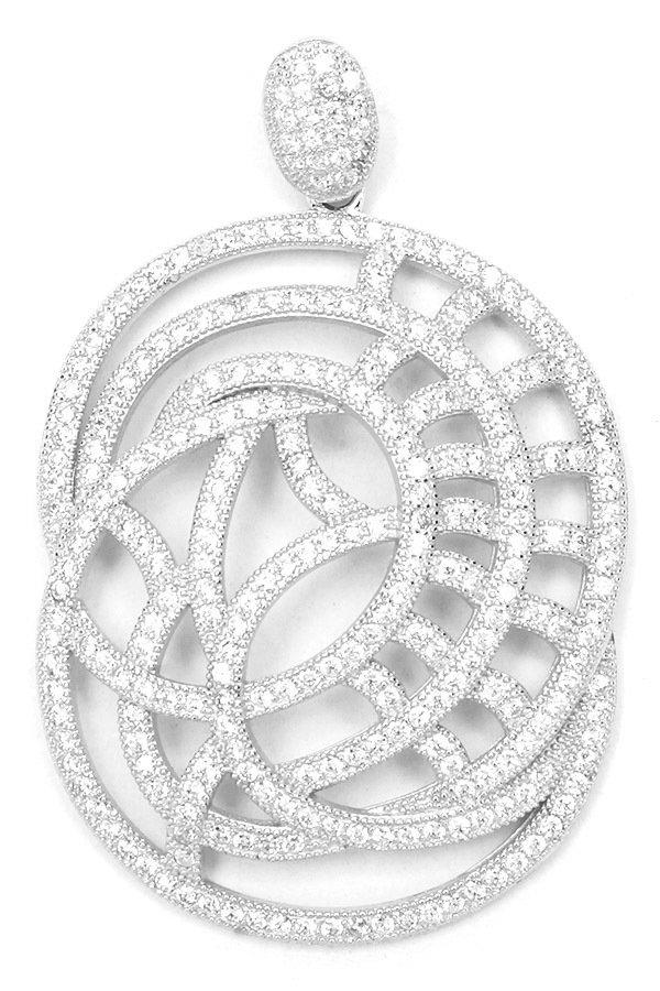 Piedras Bellprat Pendant (Silver)