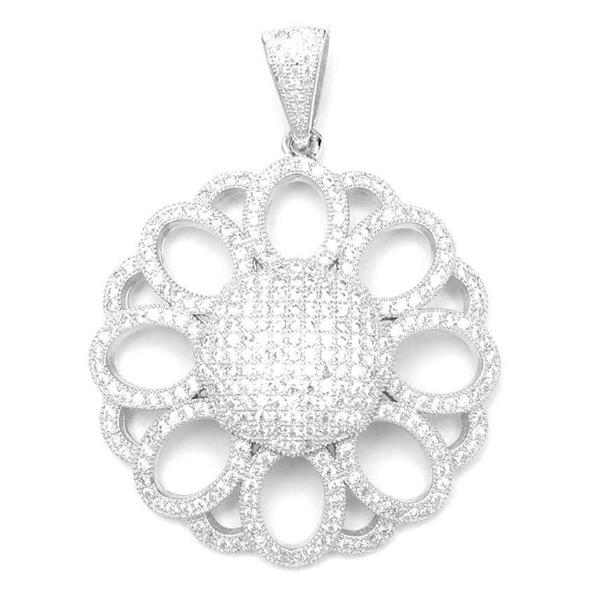 Piedras Capellades Pendant (Silver)