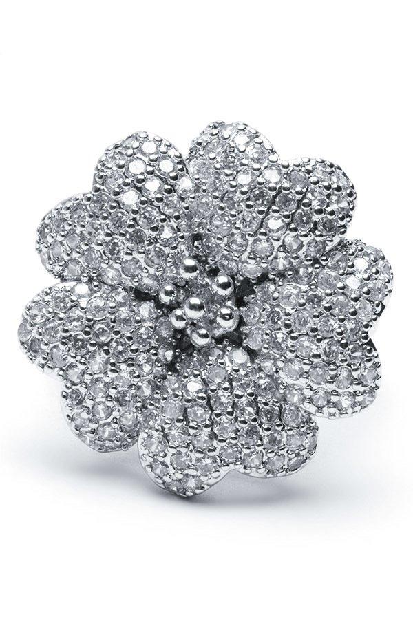 Piedras Cardona Ring (Silver)