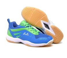 Professional Women's Breathable Badminton Shoes Fashion Couples Anti-skid Sneakers Plus Size 36-45