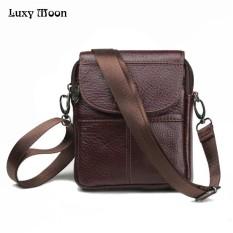 a71c34c66a29 promotion cross-body men messenger bags Genuine leather bag men s travel Handbag  leather messenger bag