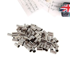 Quality 100pcs Cycle Metal Brake Cable Housing Ferrule End Caps Crimp For Silver - Intl By Mingrui.
