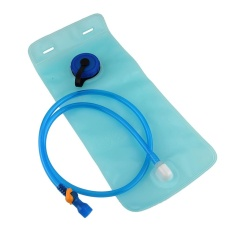 Quality 2l Bike Mouth Water Bladder Bag Hydration System Camping Hiking Sports Blue - Intl By Mingrui.
