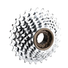 Quality Mountain Bike Bicycle Cycling 7 Speed Flywheel 13-28t Rear Wheel Freewheel - Intl By Mingrui.