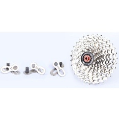 Quality Reuseable Bicycle Bike Chain Clips Connector Link Joint Speed Useful New - Intl By Mingrui.
