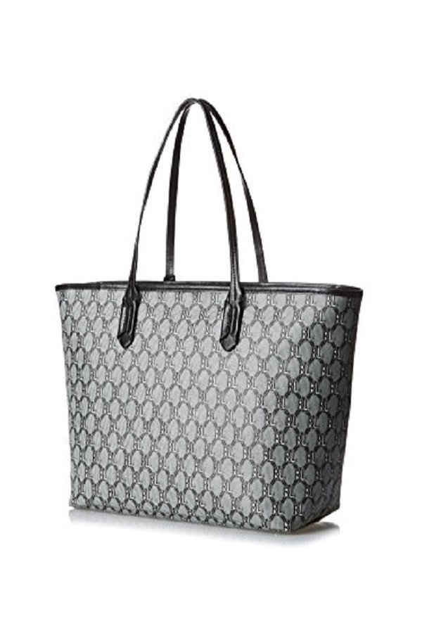 Ralph Lauren Blackwell Classic Tote Bag (Black)