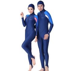 6c638ca692a1 Snorkeling Suit Diving Suit Wetsuits With Cap Diving Suit Sunscreen Wetsuit  (For Men) -