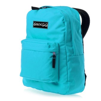 SNYGG Solid Backpack (Light Blue)