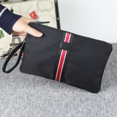Male Handbag Trend Clutch Leisure Men's Bag Handbag Clutch Bag Pouch Waterproof Nylon Oxford Cloth Handbag
