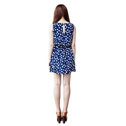 Ten Percent Picnic Dress (Navy Blue)