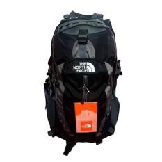 1b113270ef3e The North Face Flight Series Electron 40L Trekking Travel Backpacks (Black)