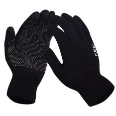 Touch Screen Gloves Winter Warm Wool Gloves Cycling Gloves Skiing Gloves for Couples and Lovers (