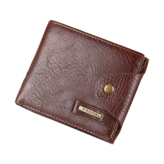 TP A Men Wallets Leather Quality Guarantee Leather Purse Withcoin Pocket Black Brwon Wallet Zipper Bag