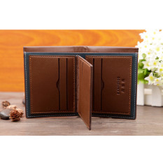 TP Men Wallets Fashion Casual Wallets-Vertical Section Coffee - intl