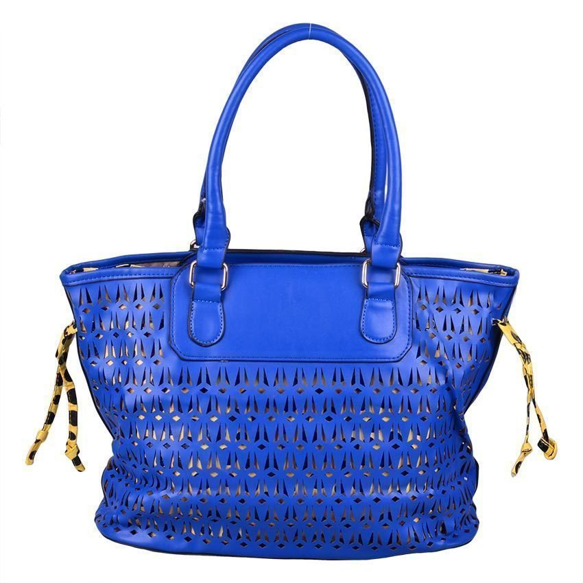 Twinky Rhia Tote Bag (Blue) - thumbnail