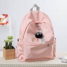 cbc4db7aa Harajuku Wind Korean Style College Japanese-style Backpack Simple Backpack  Men And Women Middle School
