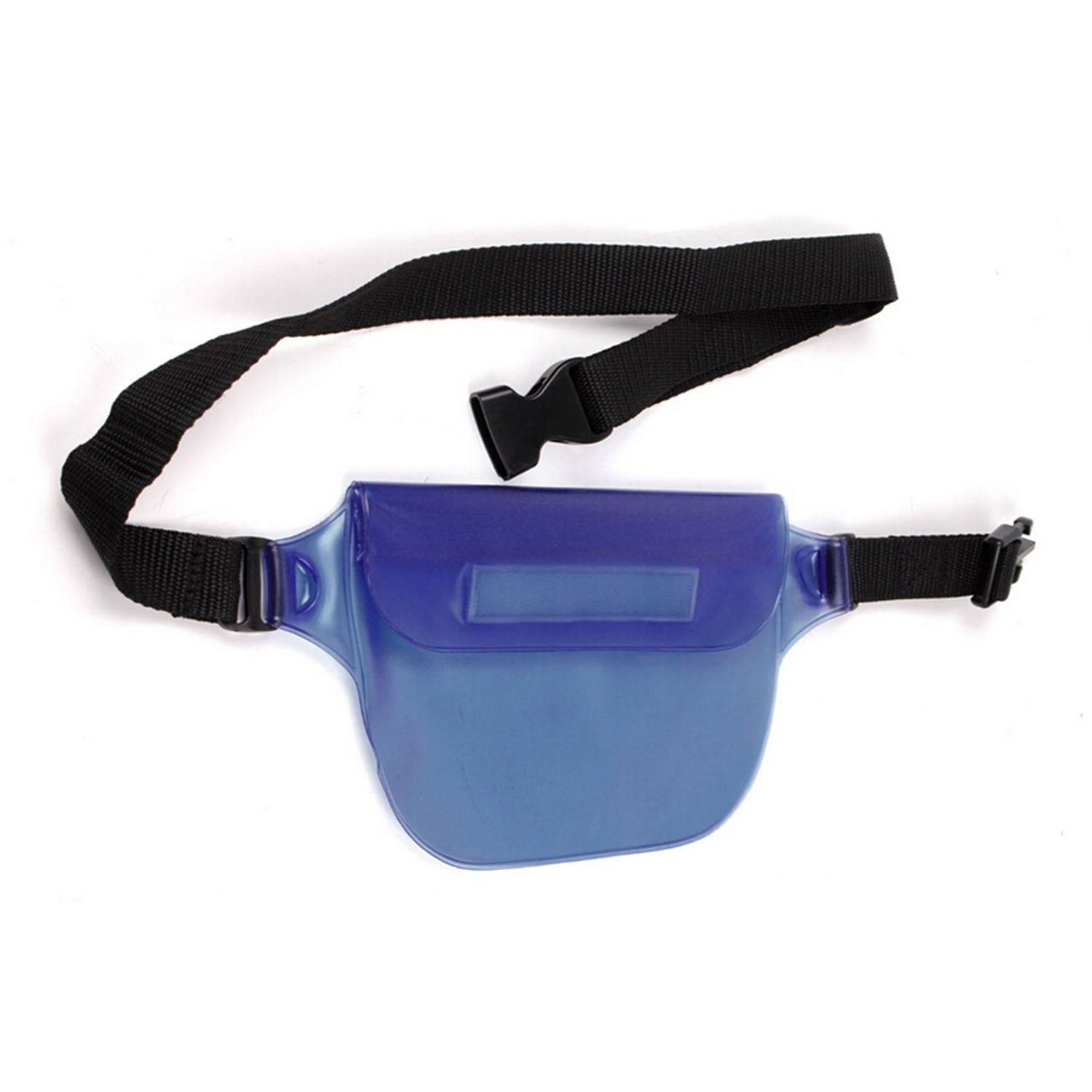 Vococal Waterproof Transparent Waist Bag (Blue) product preview, discount at cheapest price