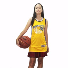 Basketball Jersey for Women. 3931 items found in Basketball. WARRIORS 30 JERSEY  DRESS YELLOW d94b351830