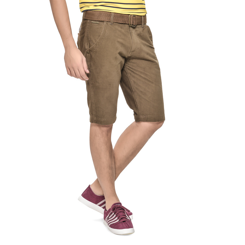 Wrangler Men's Kurt Non-Denim Shorts (Cord Cub) product preview, discount at cheapest price