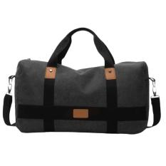 Xin Casual Men Messenger Bag Large Capacity Canvas Travel Tote Cross-Body Handbag By Xinlastore.