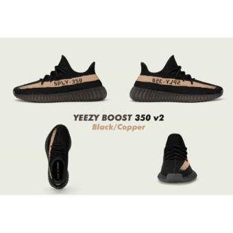 Yeezy Boost 350 V2 Copper Black