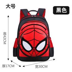 America Captain Spiderman School bag bags Young Student s 1-3-6 Grade  Children Burden e326979af5e2f
