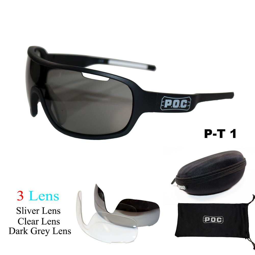 3 Lens Sport Cycling Eyewear Bicycle Sun glasses Gafas ciclismo Bike Goggles Outdoor Sunglasses Cycling glasses