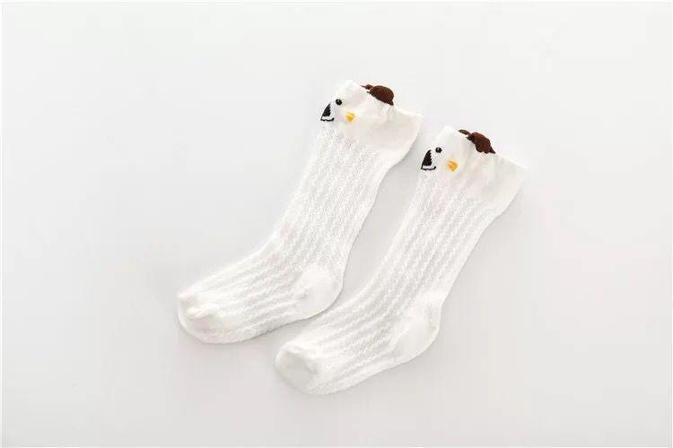 6dc0e76b678 Lovely Baby Socks Toddler Knee Socks for Newborns Soft Cotton Cute Cartoon  Leg Warmer Children Socks