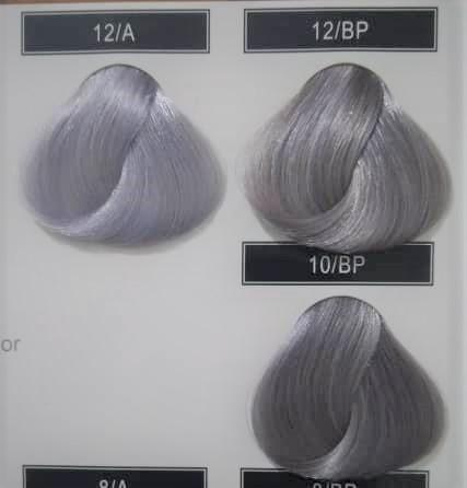 HAIR COLOR SET WITH BLEACHING SESSION & HAIR TONER