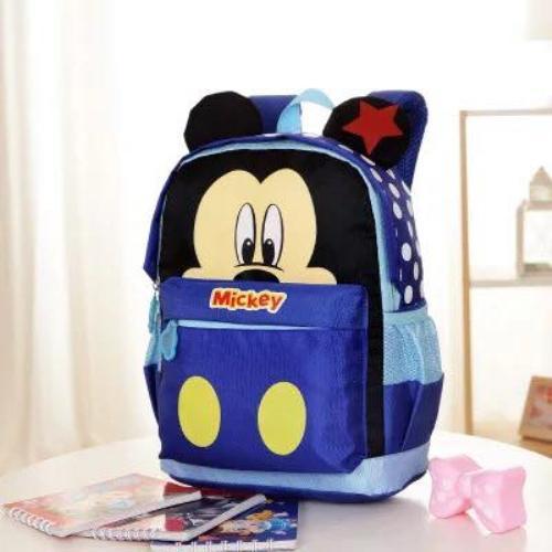 5be3864ac5 Abby Shi C2-1 320 New Cartoon Mickey children backpacks Minnie kids  kindergarten backpack school