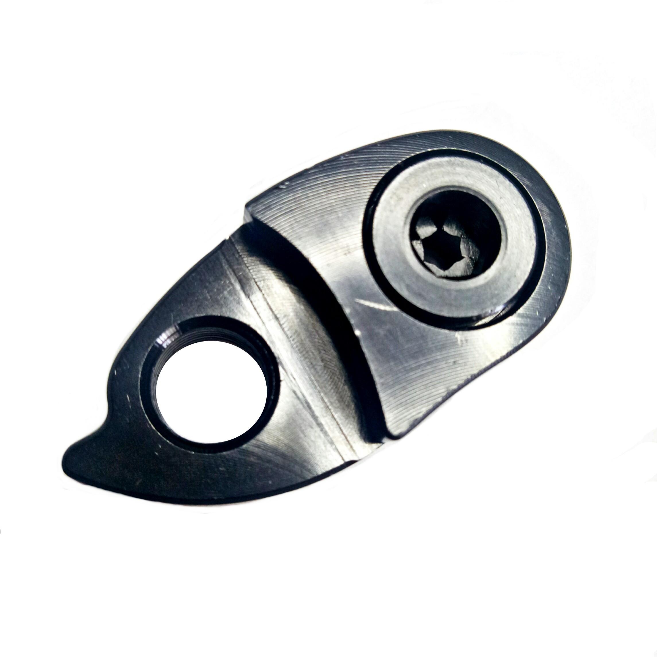 2//4PCS Bicycle Rear Derailleur Hanger Extension Frame Gear Tail Hook Extender