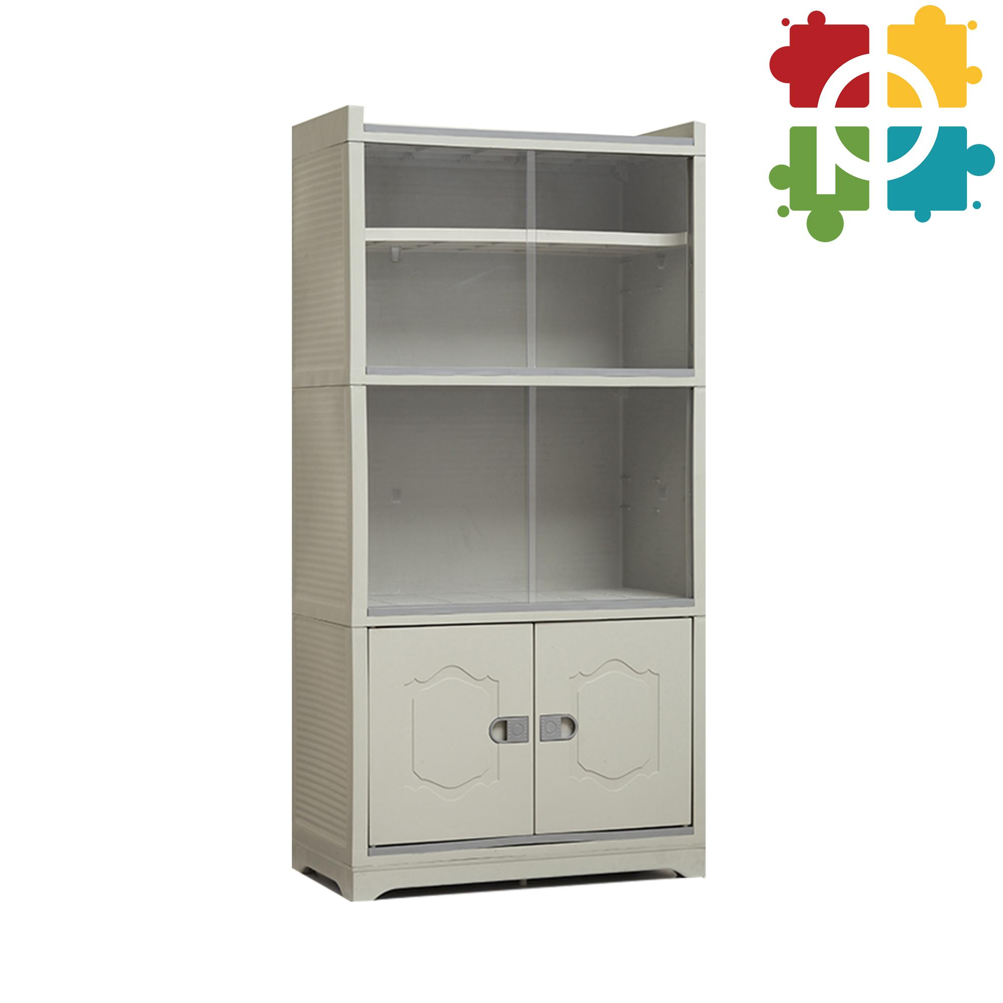 Zooey Deluxe Cabinet 3 Layer